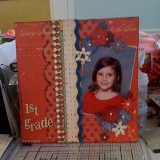 1st grade layout