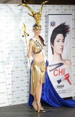 Miss Kosovo Keshtjella Pepshi