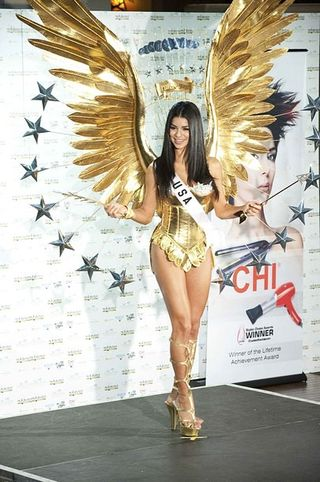 Miss USA Rima Fakih