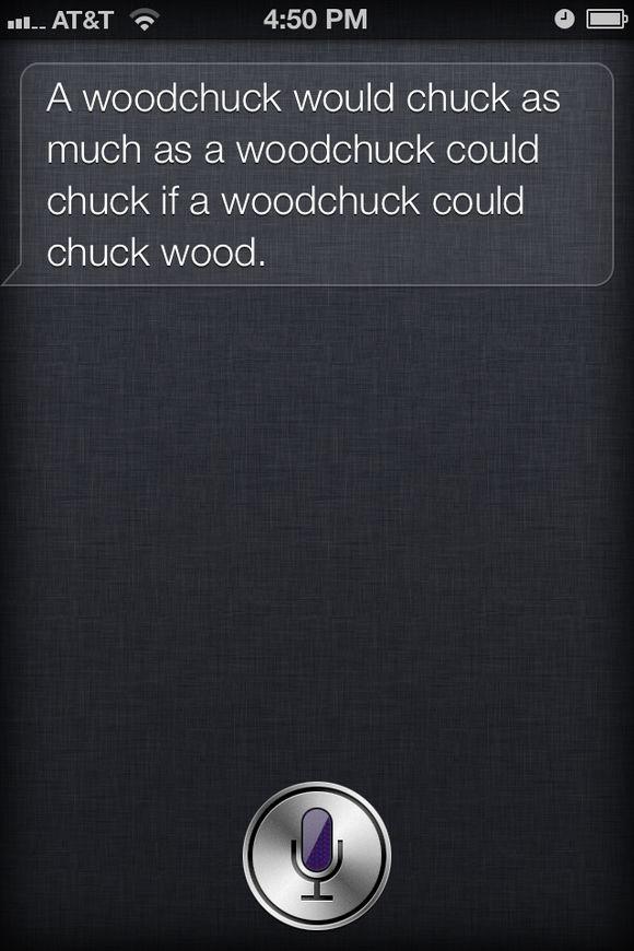 Siri is fun