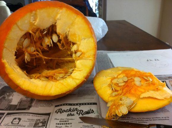 October photo challenge: orange